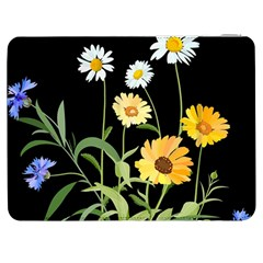 Flowers Of The Field Samsung Galaxy Tab 7  P1000 Flip Case