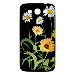 Flowers Of The Field Samsung Galaxy Mega 5 8 I9152 Hardshell Case