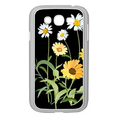 Flowers Of The Field Samsung Galaxy Grand Duos I9082 Case (white)
