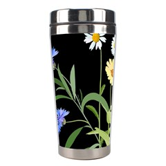 Flowers Of The Field Stainless Steel Travel Tumblers