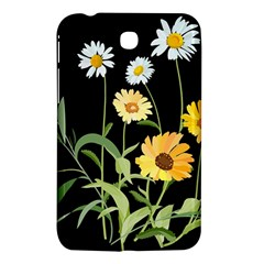 Flowers Of The Field Samsung Galaxy Tab 3 (7 ) P3200 Hardshell Case