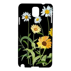Flowers Of The Field Samsung Galaxy Note 3 N9005 Hardshell Case