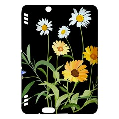 Flowers Of The Field Kindle Fire Hdx Hardshell Case