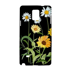 Flowers Of The Field Samsung Galaxy Note 4 Hardshell Case