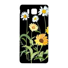 Flowers Of The Field Samsung Galaxy Alpha Hardshell Back Case