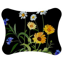 Flowers Of The Field Jigsaw Puzzle Photo Stand (Bow)