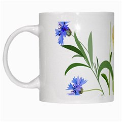Flowers Flower Of The Field White Mugs