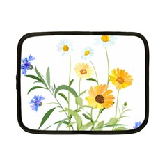 Flowers Flower Of The Field Netbook Case (Small)