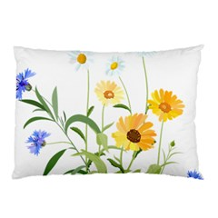 Flowers Flower Of The Field Pillow Case
