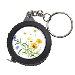 Flowers Flower Of The Field Measuring Tapes