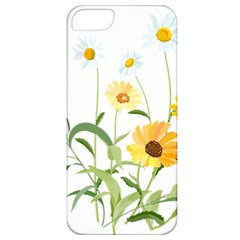 Flowers Flower Of The Field Apple Iphone 5 Classic Hardshell Case