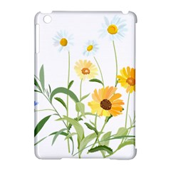 Flowers Flower Of The Field Apple Ipad Mini Hardshell Case (compatible With Smart Cover)