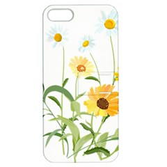 Flowers Flower Of The Field Apple Iphone 5 Hardshell Case With Stand