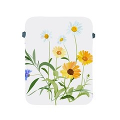 Flowers Flower Of The Field Apple Ipad 2/3/4 Protective Soft Cases
