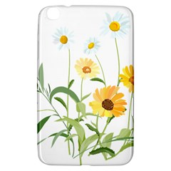 Flowers Flower Of The Field Samsung Galaxy Tab 3 (8 ) T3100 Hardshell Case