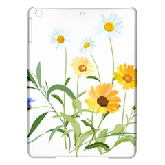 Flowers Flower Of The Field Ipad Air Hardshell Cases