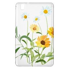 Flowers Flower Of The Field Samsung Galaxy Tab Pro 8 4 Hardshell Case
