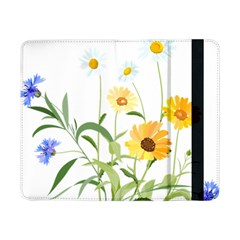Flowers Flower Of The Field Samsung Galaxy Tab Pro 8 4  Flip Case