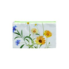 Flowers Flower Of The Field Cosmetic Bag (xs)