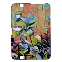 Spring Flowers Magic Cube Kindle Fire HD 8.9