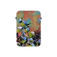 Spring Flowers Magic Cube Apple iPad Mini Protective Soft Cases