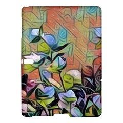 Spring Flowers Magic Cube Samsung Galaxy Tab S (10.5 ) Hardshell Case