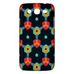 Connected shapes pattern    Samsung Galaxy Duos I8262 Hardshell Case