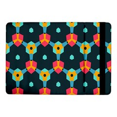 Connected shapes pattern    Samsung Galaxy Tab Pro 8.4  Flip Case