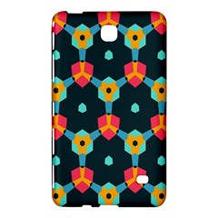 Connected shapes pattern    Samsung Galaxy Tab 4 (7 ) Hardshell Case