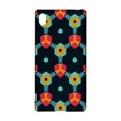 Connected shapes pattern    LG G4 Hardshell Case