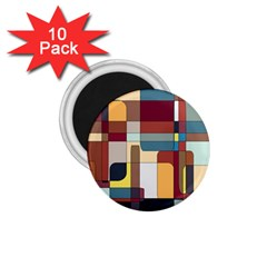 Patchwork 1.75  Magnets (10 pack)