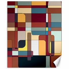 Patchwork Canvas 16  x 20