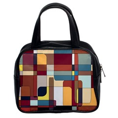 Patchwork Classic Handbags (2 Sides)