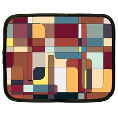 Patchwork Netbook Case (xxl)
