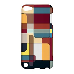 Patchwork Apple Ipod Touch 5 Hardshell Case