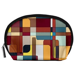 Patchwork Accessory Pouches (Large)