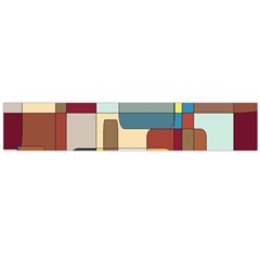 Patchwork Flano Scarf (Large)