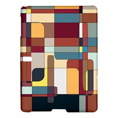 Patchwork Samsung Galaxy Tab S (10 5 ) Hardshell Case