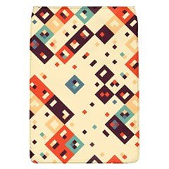 Squares in retro colors   Samsung Galaxy Grand DUOS I9082 Hardshell Case