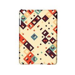 Squares in retro colors   Apple iPad Air Hardshell Case