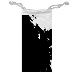 Abstraction Jewelry Bag