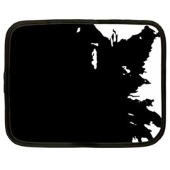 Abstraction Netbook Case (XL)