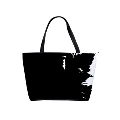 Abstraction Shoulder Handbags