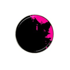 Abstraction Hat Clip Ball Marker