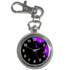 Abstraction Key Chain Watches