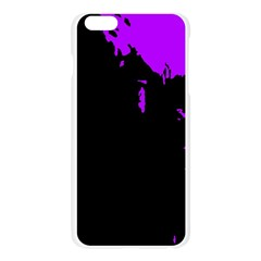 Abstraction Apple Seamless iPhone 6 Plus/6S Plus Case (Transparent)