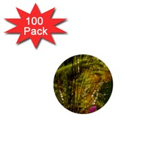 Dragonfly Dragonfly Wing Insect 1  Mini Buttons (100 pack)