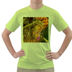 Dragonfly Dragonfly Wing Insect Green T Shirt