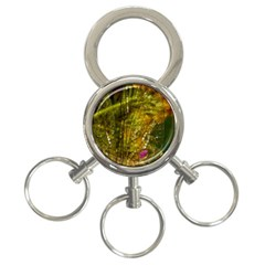 Dragonfly Dragonfly Wing Insect 3-Ring Key Chains