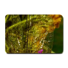 Dragonfly Dragonfly Wing Insect Small Doormat